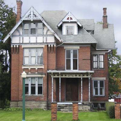 example of a best old house in the neighborhood of wellington ohio
