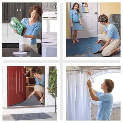 easy upgrades to a healthier home