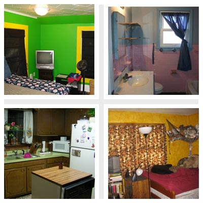ugliest rooms in america