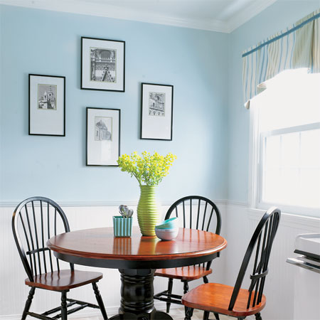 light blue kitchen walls popular home decorating colors 2014