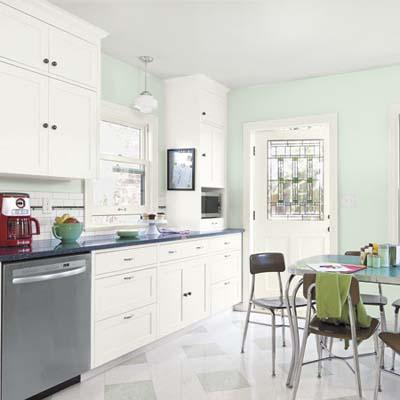 remodeled vintage style kitchen