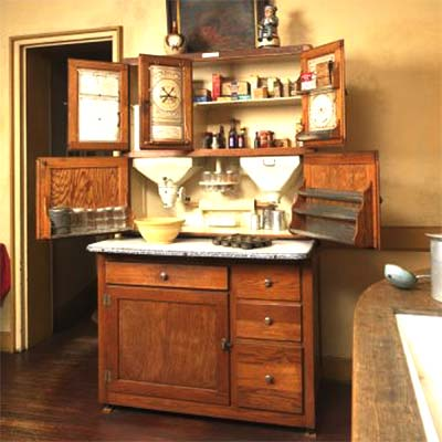 example of a hoosier cabinet