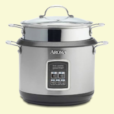 aroma rice and pasta cooker