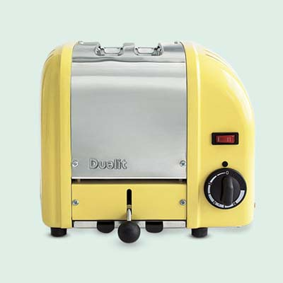 vintage-look toaster
