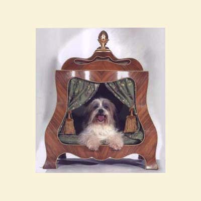 ornate dog house