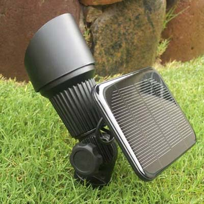 Outdoor house spotlights