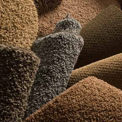 different kinds of wall to wall carpet