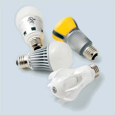 LED light bulbs for every fixture