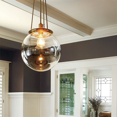 hanging light fixture by rejuvenation