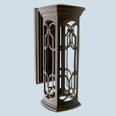 outdoor lantern by kichler