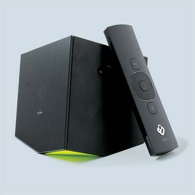 boxee box media center by d-link