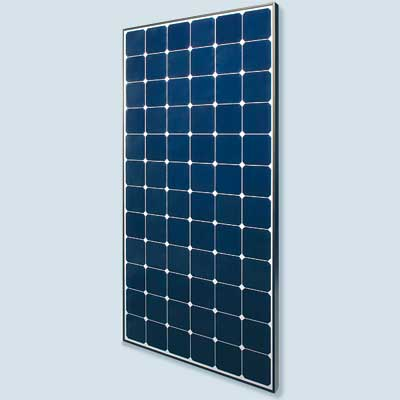 solar panel by sunpower