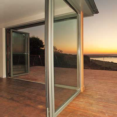 custom folding sliding doors by folding door co