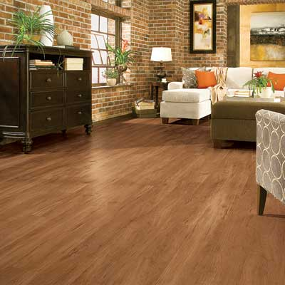 luxeplank peel and grip vinyl strip flooring by armstrong