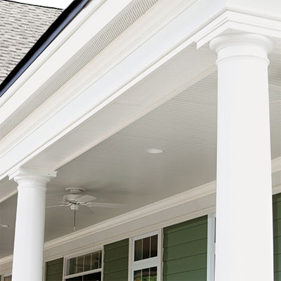 fiber cement crown moulding by james hardie