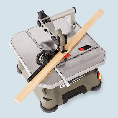 table saw by rockwell