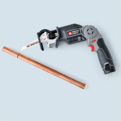 reciprocal saw by porter cable