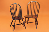windsor side chairs from the windsor chair shop and pottery barn