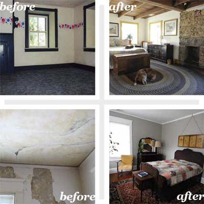 bedroom remodels
