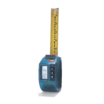 digital tape measure from starrett