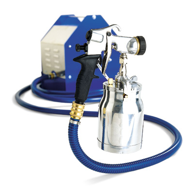 high volume low pressure paint sprayer