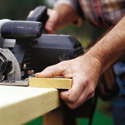 ripping wider lumber with a circular saw