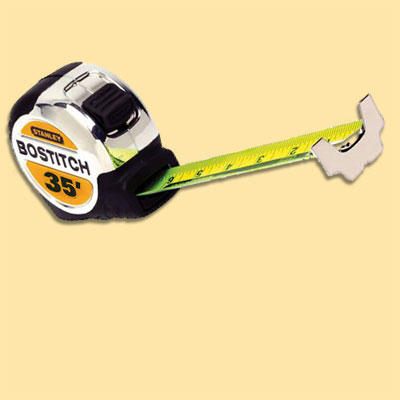 thirty five foot tape measure from bostitch