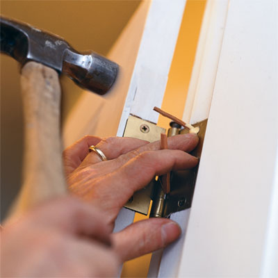 Fix A Sticking Door Quick Fixes To Do Before Holiday Guests Arrive This Old House