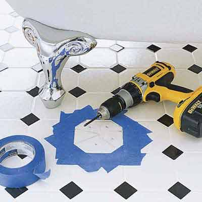 Replace a Broken Tile