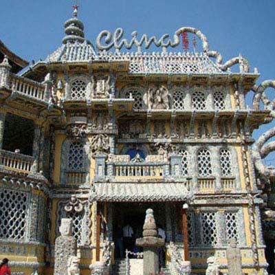 wildest house Porcelain House