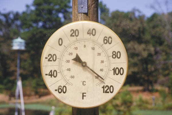 thermometer reading hot temperatures, ways a barbecue can kill you