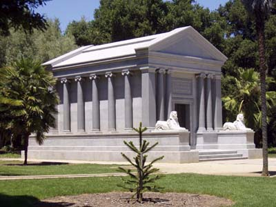 Stanford Mausoleum at University of Stanford