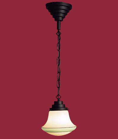 pendant lighting - schoolhouse