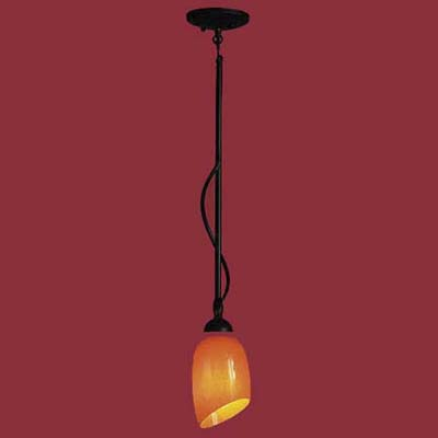 pendant lighting - handblown glass