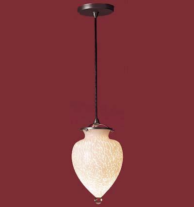 pendant lighting - urn-shaped