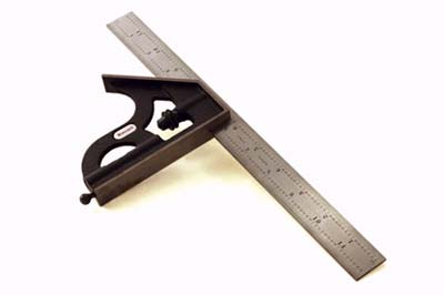 Starrett combination square