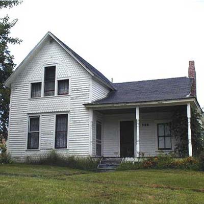 The axe murder housevillisca iowa 13 american murder for Old american houses