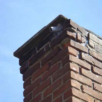 Batcone Installed In Gap In Chimney How To Remove Bats From Your House This Old House