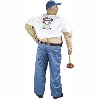 plumber halloween costume