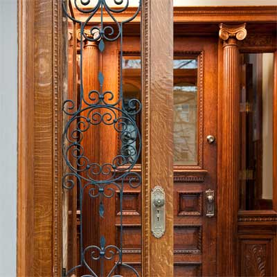 New York Brownstone from best homes from toh tv by kevin o'connor
