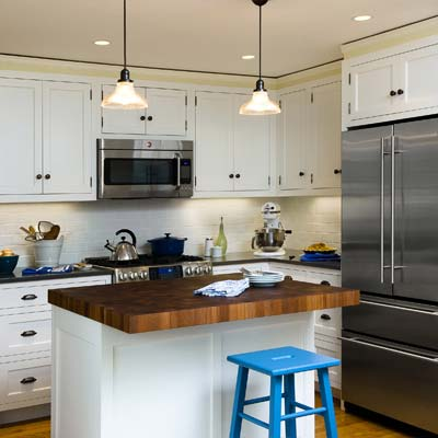 Newton Centre expanded kitchen from best toh tv home remodels by kevin o'connor