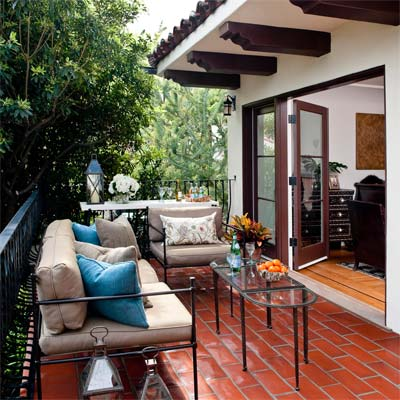 Los Angeles: Outdoor Living from best toh tv home remodels by kevin o'connor