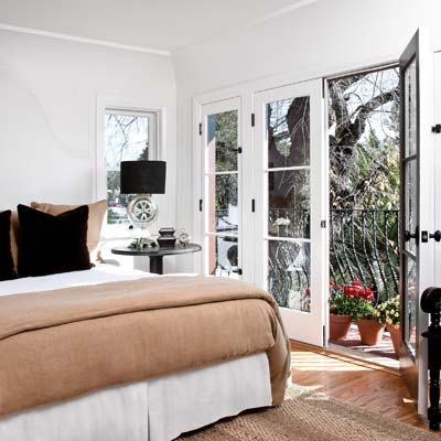 Los Angeles bedroom with details from best toh tv home remodels by kevin o'connor