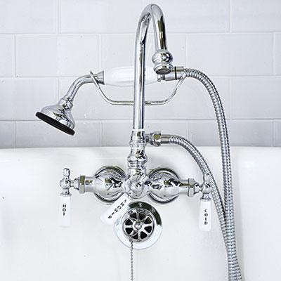 Mulligan master bath tub faucet