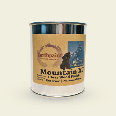 earth paint deck stain