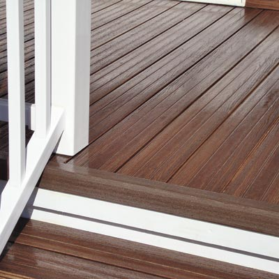 Deck boards best composite deck boards for Building a composite deck