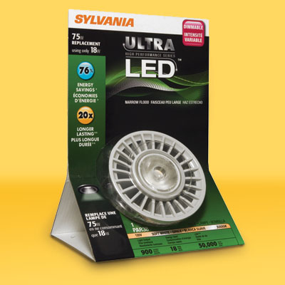 LED bulb made by Sylvania