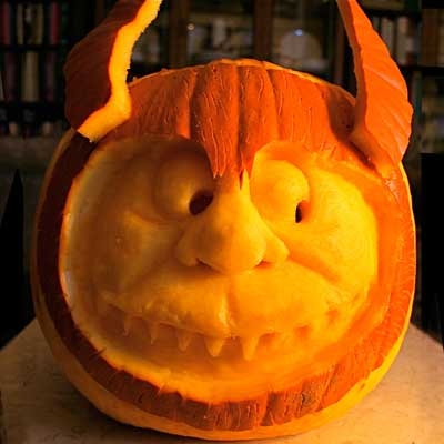 Where The Wilds Things Are 39 Best Pumpkin Carvings Of