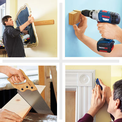 Homeowner's fundamental DIY skills