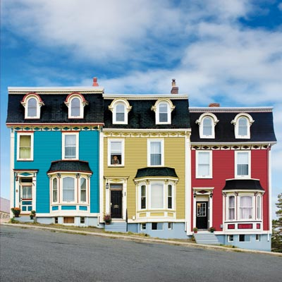 house located in St. John's, Newfoundland and Labrador, Canada